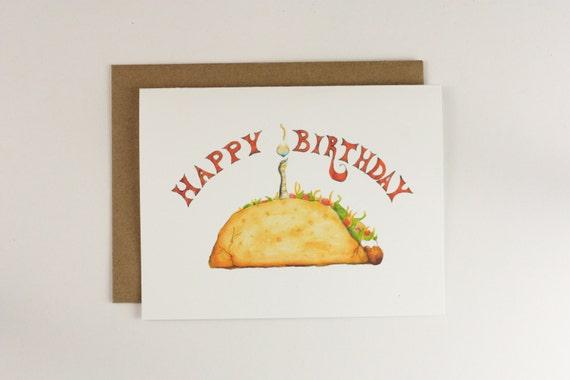 taco carte danniversaire carte anniversaire drôle taco taco