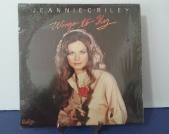 Jeannie C. Riley - Wings to Fly - Circa 1979