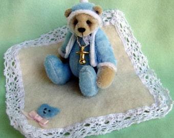 Jamie Miniature Teddy Bear E-pattern