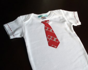Alabama Baby Clothes, Alabama Baby Boy Tie Bodysuit, Roll Tide Baby Shirt, Cute Baby Gift, Roll Tide Baby Onepiece, Custom Baby Gift, Romper