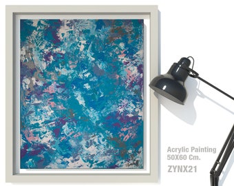 Abstract painting Acrylic Painting