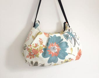 Pleated Bag // Shoulder Purse - Dawn Mclorelei