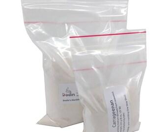 Carrageenan 900g 2lb Marbling Marbled Paper Fabric Supplies