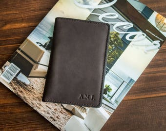 Personalized leather journal pocket notebook cover leather moleskine cover moleskine wallet leather cover for pocket field notes notebook
