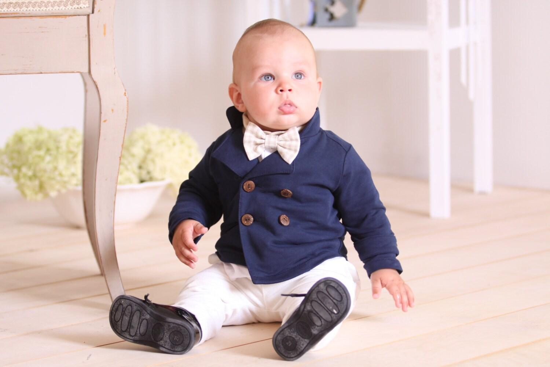 Baby Junge Doppel Blazer Zweireiher Blazer Baby Junge Outfit