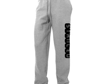 Stanced joggers/car clothing/men's clothing/loungewear