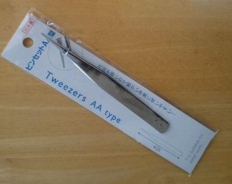 Tweezers AA type(Made in Japan)