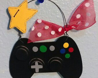 Video Controller Christmas Ornament
