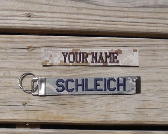 Light Weight Military and Non Military Luggage Tag or Gear Tag Custom Made