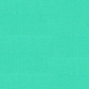 Peacock Turquoise Solid Cotton Fabric - Modern Quilting Sewing - Moda Fabrics Bella Solids Collection - cotton Fabric by the yard