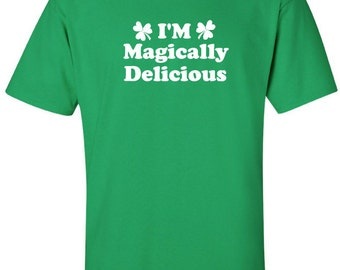 I'm Magically Delicious Short-Sleeve T-Shirt