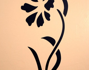 Flower 1 - Wall Decal