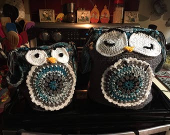 Kitchen appliance covers instant pot cover owls