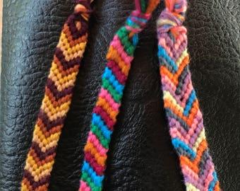 Friendship Bracelet (3 pack)