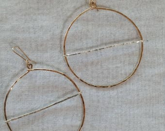 The Split Hoops (Small)