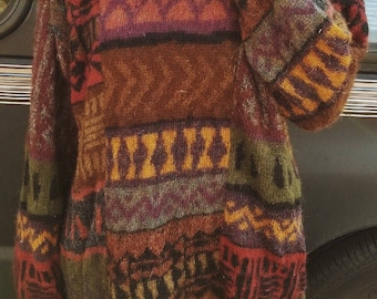 Super Cozy Vintage Sweater
