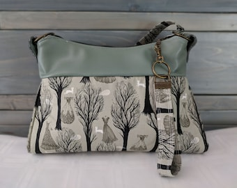 Haunted Forest Gabby Cross Body Bag