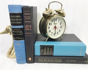 Blue and Black Decorative Book Set