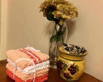Set of 4 Dishcloths