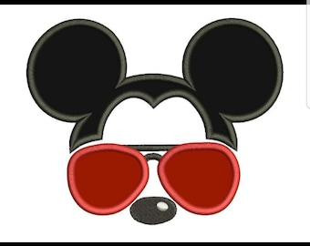 Mickey on Summer Vacation!