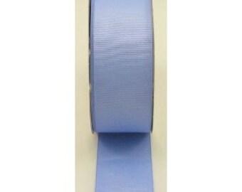1.5 inch x 50 yds grosgrain ribbon - IRIS / PERIWINKLE