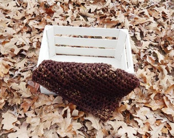 Autumn Cozy Scarf // the TILLAMOOK // Large Knit Cowl // Holiday Gift Idea // Womens Knit Scarf / Loop Scarf / Cozy Circle Scarf / Christmas