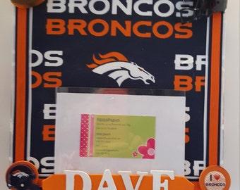 Denver Broncos frame