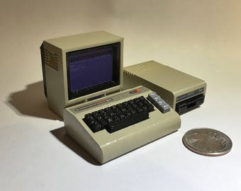 Mini Commodore 64 Deluxe Set - 3D Printed!