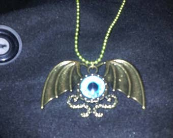 Mine's Eye of the Dragon Pendant