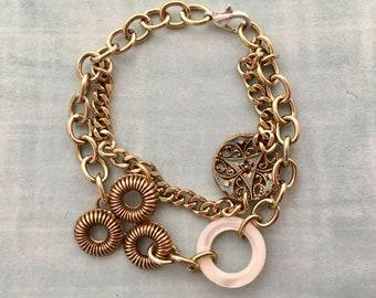 Vintage 1920's Repurposed Bracelet