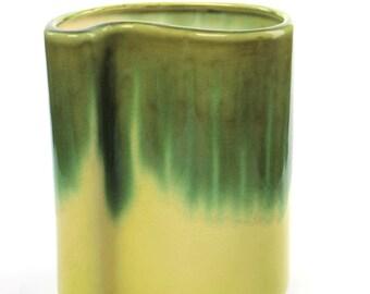 Royal Copley Comma/Apostrophe-Shaped Vase
