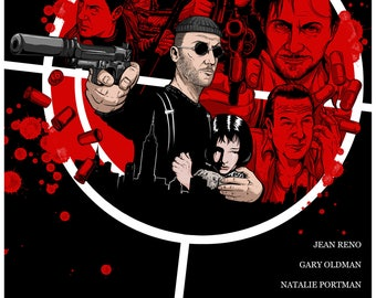 Leon: The Professional Print