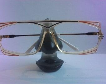 Cazal glasses icon rare vintage eyeglasses made in Germany
