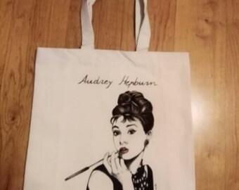 Audrey Hepburn Eco-Bag