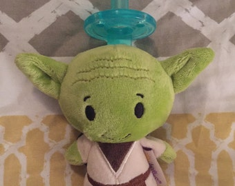 Star Wars Yoda Wubba Pacifier