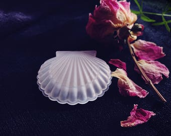 Solid Perfume Compact, Wild Rose Natural Perfume, Botanical Fragrance, the Rose Bee, Honeycomb, Hay, Clover, With samples