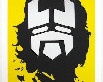 Revolution TAKUMA YOSHIDA Che giclee print on archival paper