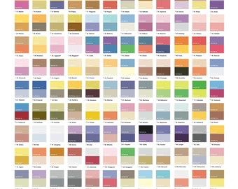 Pantone Pokemon