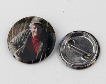50 1.5 inch Custom Pins Button - Custom Pins Back, Pinback Buttons pins, Personalized custom pins, Name Button