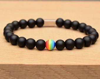 equality bracelet rainbow bracelet equality jewelry lgbt jewelry lgbt bracelet gay pride bracelet lgbtq pride love wins gay pride jewelry