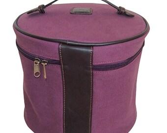 Craig Vanity Bag Burgundy