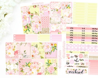 PINK LEMONADE | 6 Page Sticker Kit | PREORDER | ECLPVertical