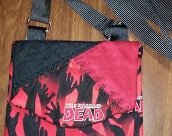 Walking dead body bag