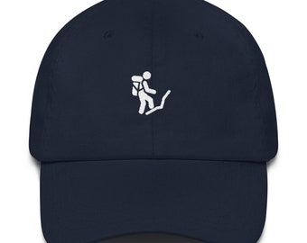 Hiking Dad Hat - Hiking Hat - Hiking - Hiking Gift - Hiking Hat for Women - Mountain Hat - Take a Hike - Take a Hike Hat - Camping - Camp