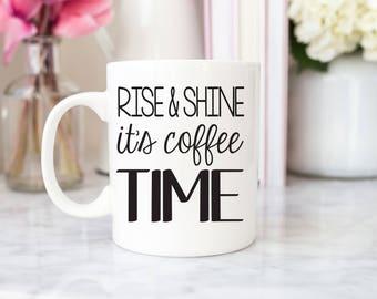 Inspirational mug, Office Coffee Mug, Personalized Coffee Mug, Coffee Mugs with Sayings, Humor Mug, Cute Office Decor, Coffee Sign mu317