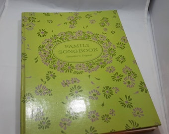 FREE SHIPPING** Readers Digest Family Song Book *VINTAGE