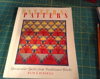 Pattern pattern by Ruth McDowell