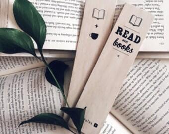 TWOSIE BUNDLE - wooden bookmarks.