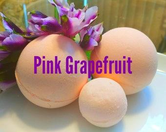 Pink Grapefruit Bomb