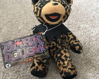 Dark Hollow Grateful Dead bean bear